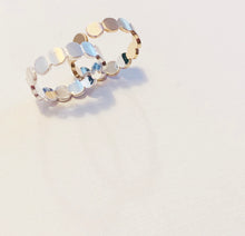 Load image into Gallery viewer, Dots Ring - Silver