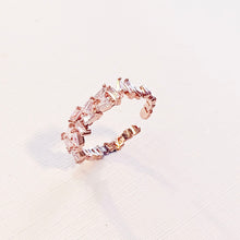 Load image into Gallery viewer, Rum Dia EarCuff x Ring - Rose Gold