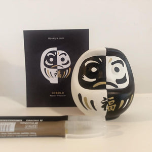 Hitori Daruma (Painted Version)