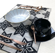 Load image into Gallery viewer, Pot Holder - Starry Black
