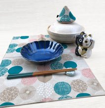 Load image into Gallery viewer, Pot Holder - Mari Pink + Green Set