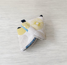 Load image into Gallery viewer, Pot Holder - Mari Yellow + Blue