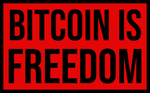 Bitcoin is Freedom