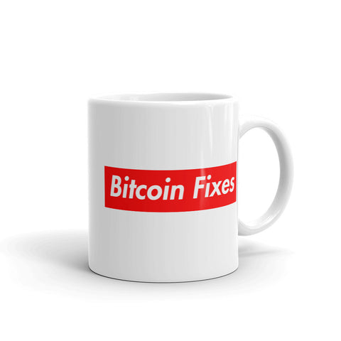 Bitcoin Fixes Coffee