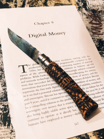 MVDEX Art Production #7 Opinel Knife (First Edition)