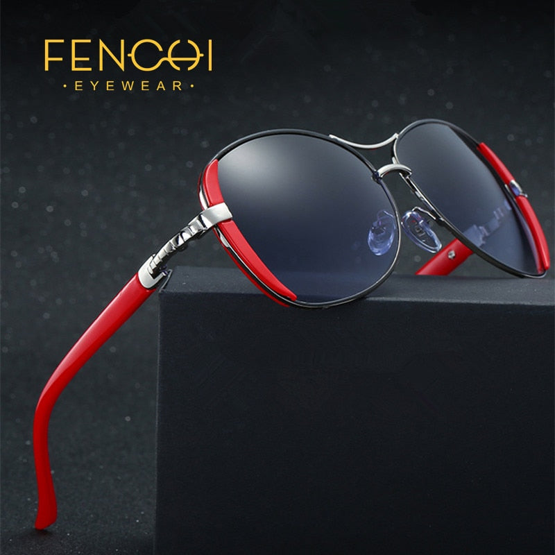 High Quality Fenchi Brand Designer Sunglasses - Diabolique