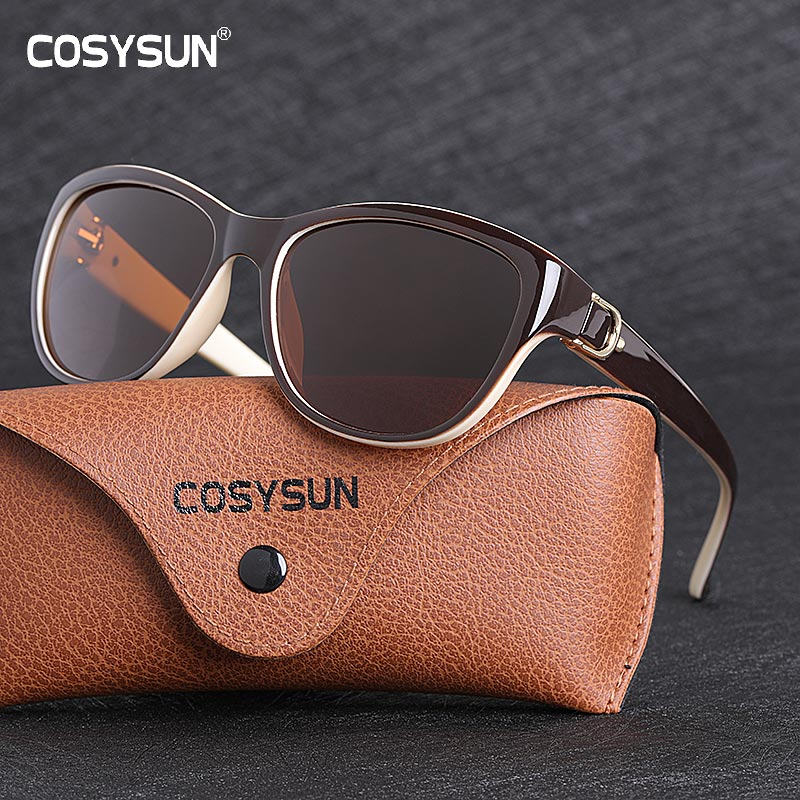 Luxury Brand Designer Women Sunglasses Polarized - Creative
