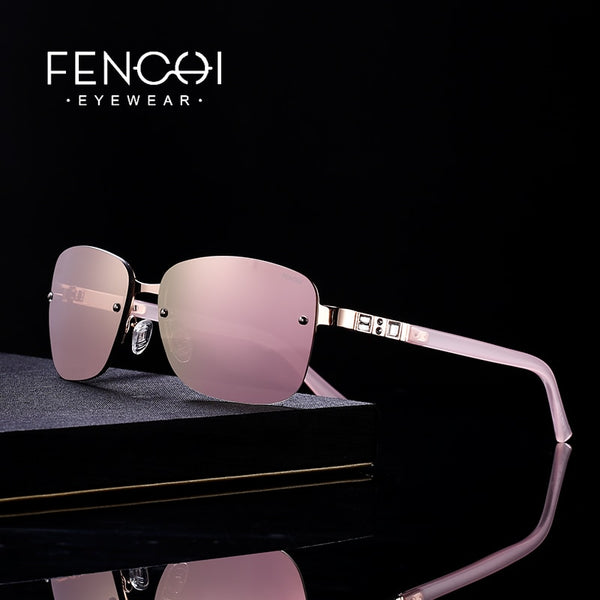 FENCHI Sunglasses Women - Gemstone