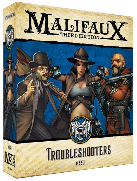 Wyrd troubleshooters
