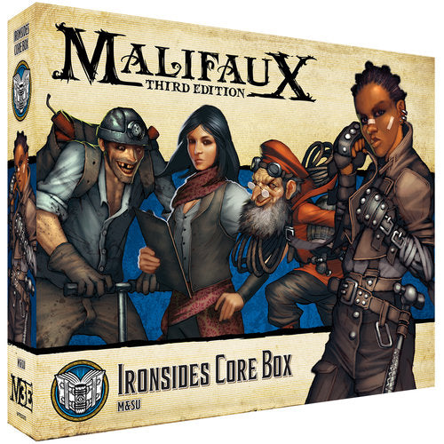 Wyrd ironsides core box