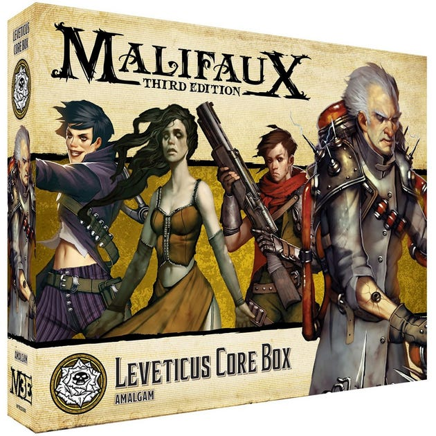 Wyrd leveticus core box