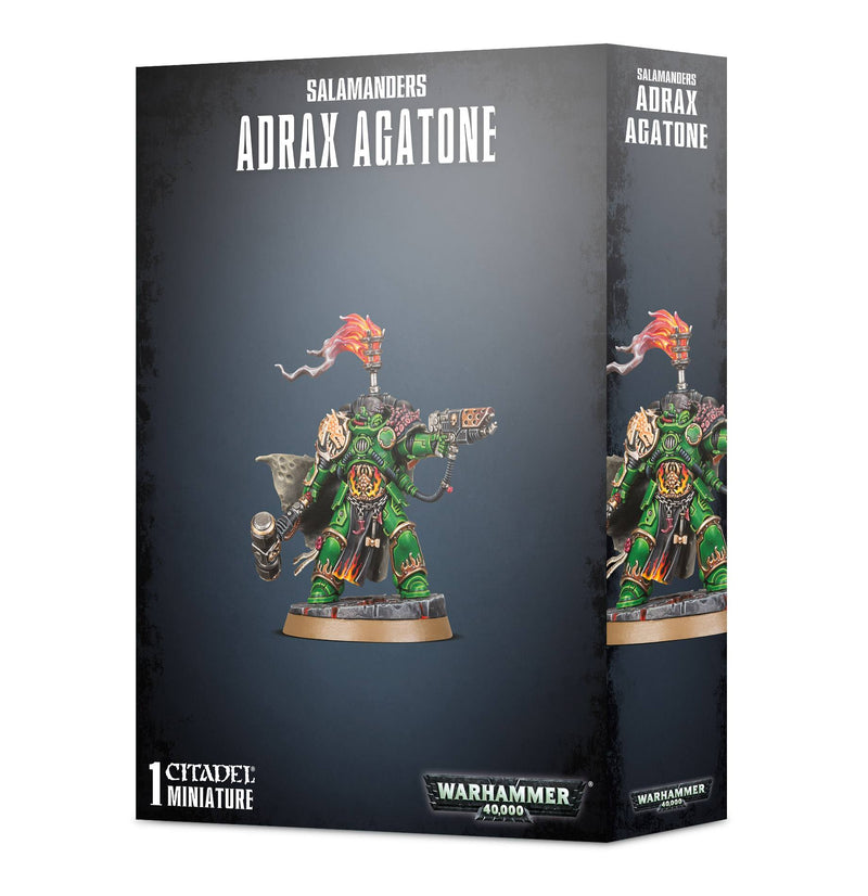 games workshop salamanders adrax agatone
