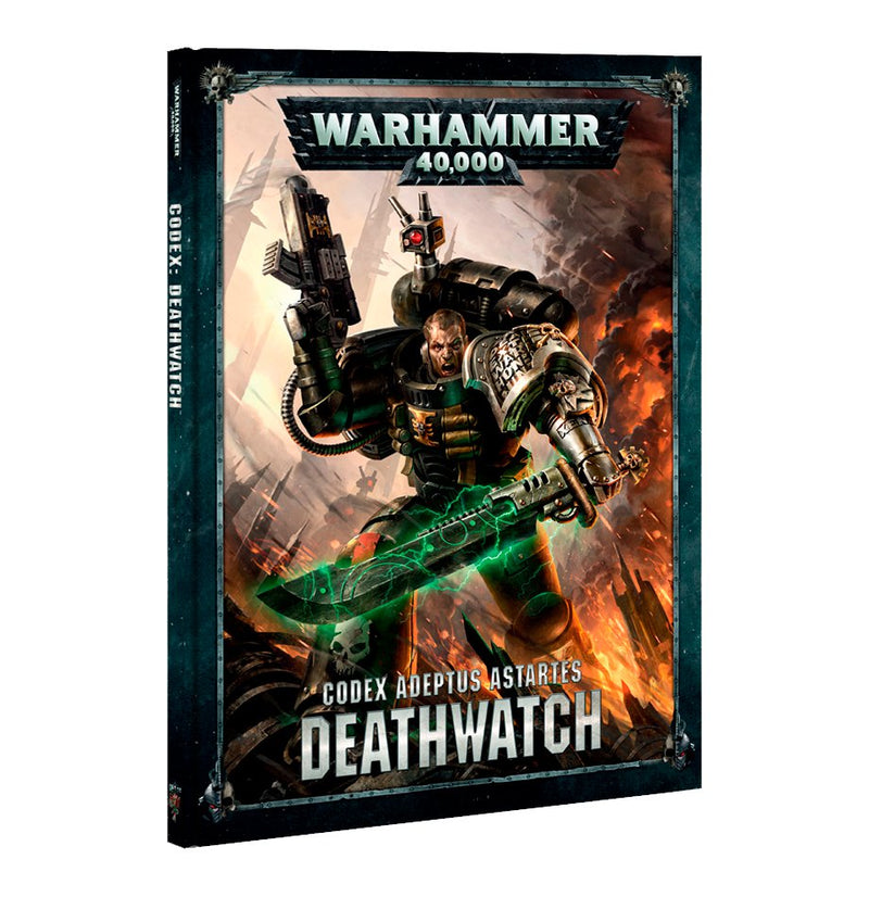 games workshop codex deathwatch