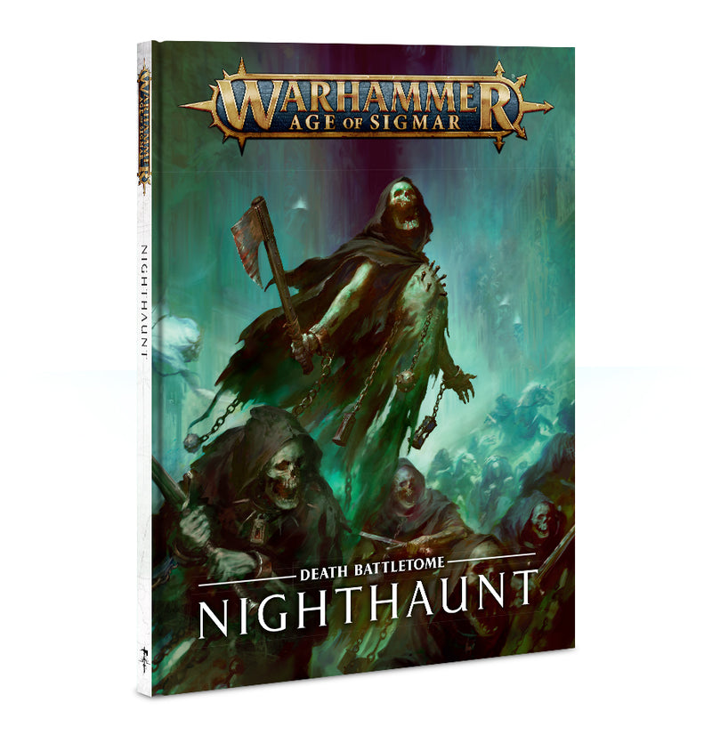 games workshop battletome nighthaunt