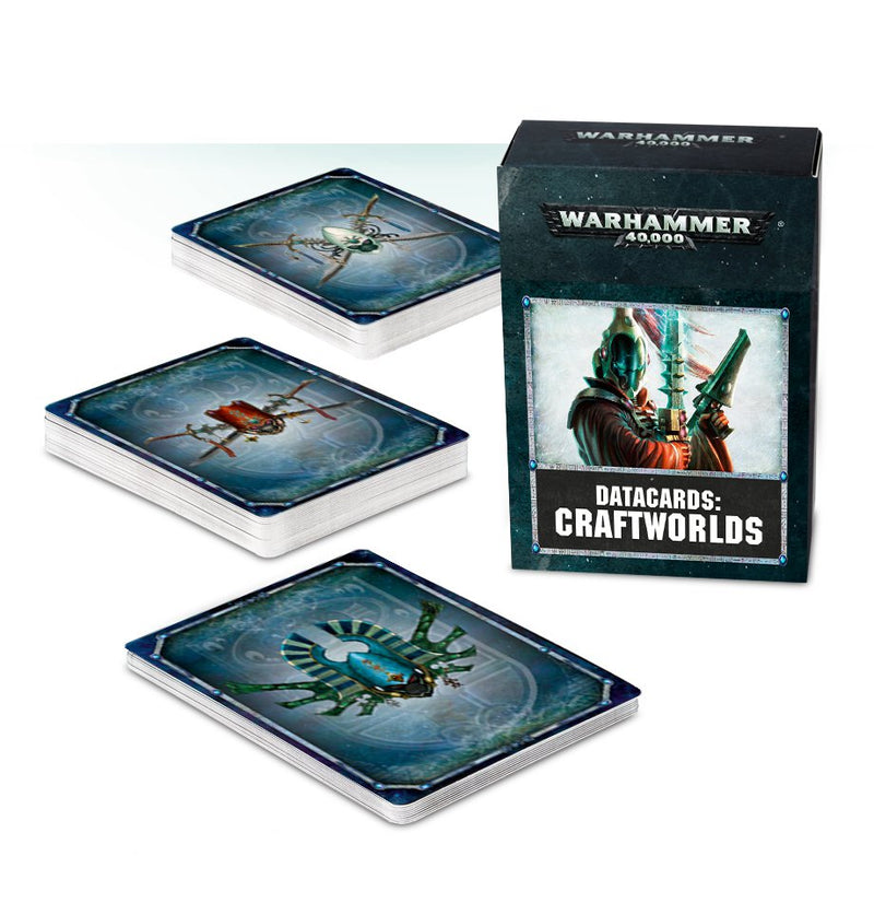 games workshop datacards craftworlds