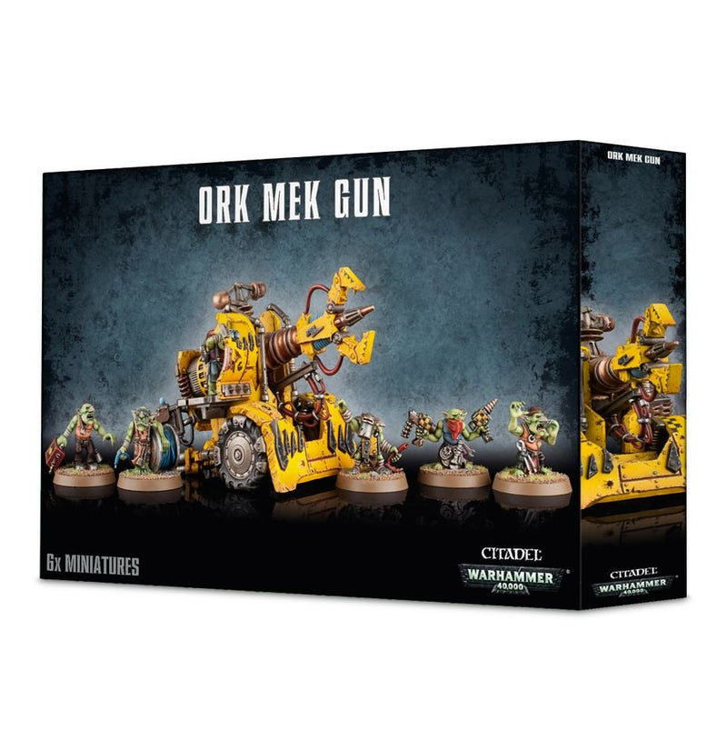 games workshop ork mek gun