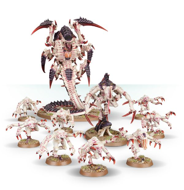 games workshop start collecting tyranids