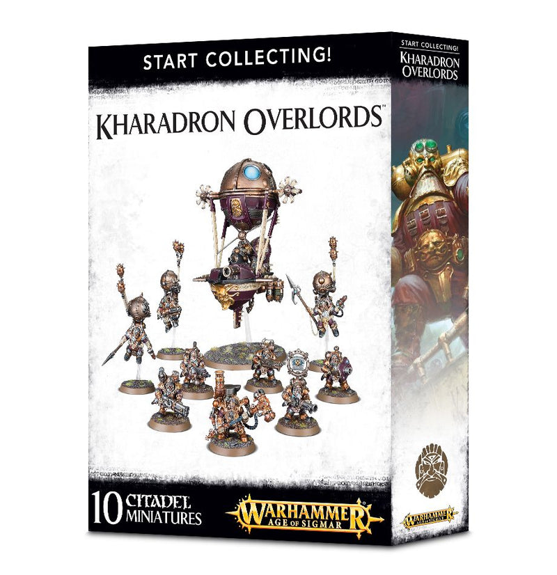 games workshop start collecting kharadron overlords