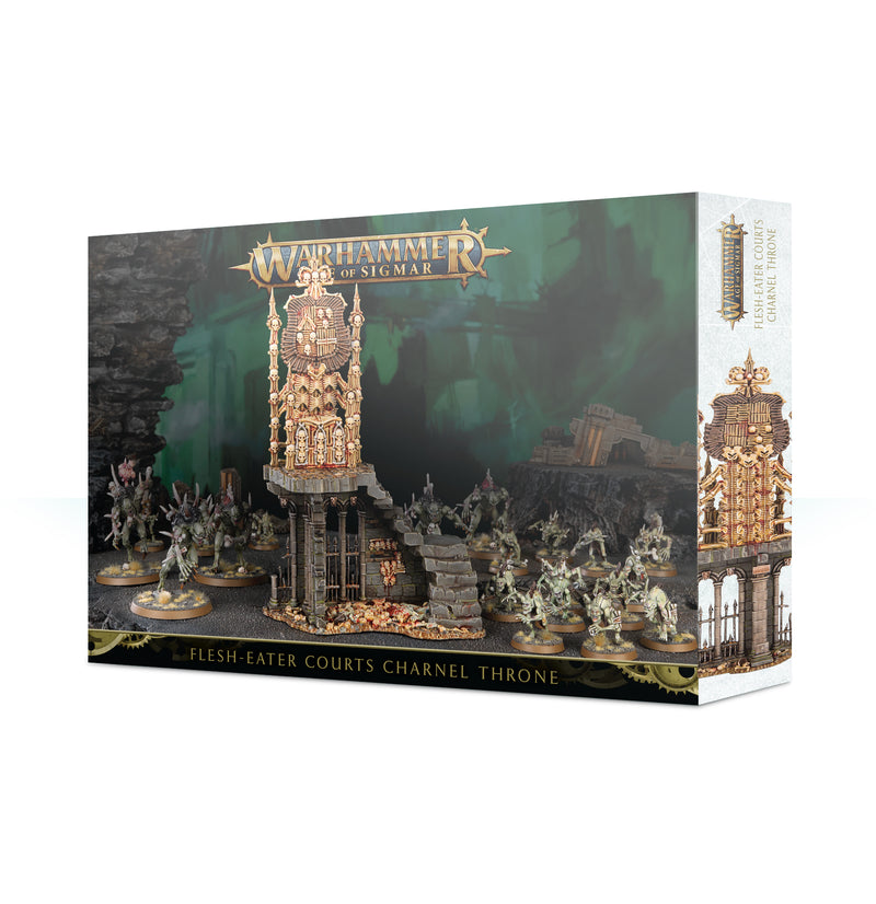 games workshop flesheater courts charnel throne