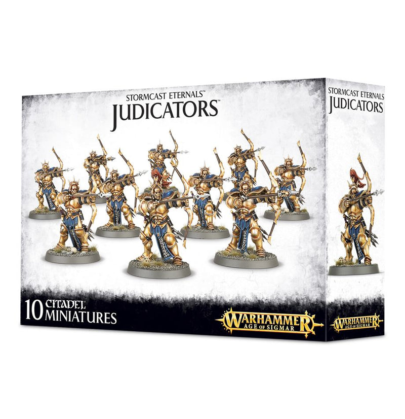 games workshop stormcast eternals judicators