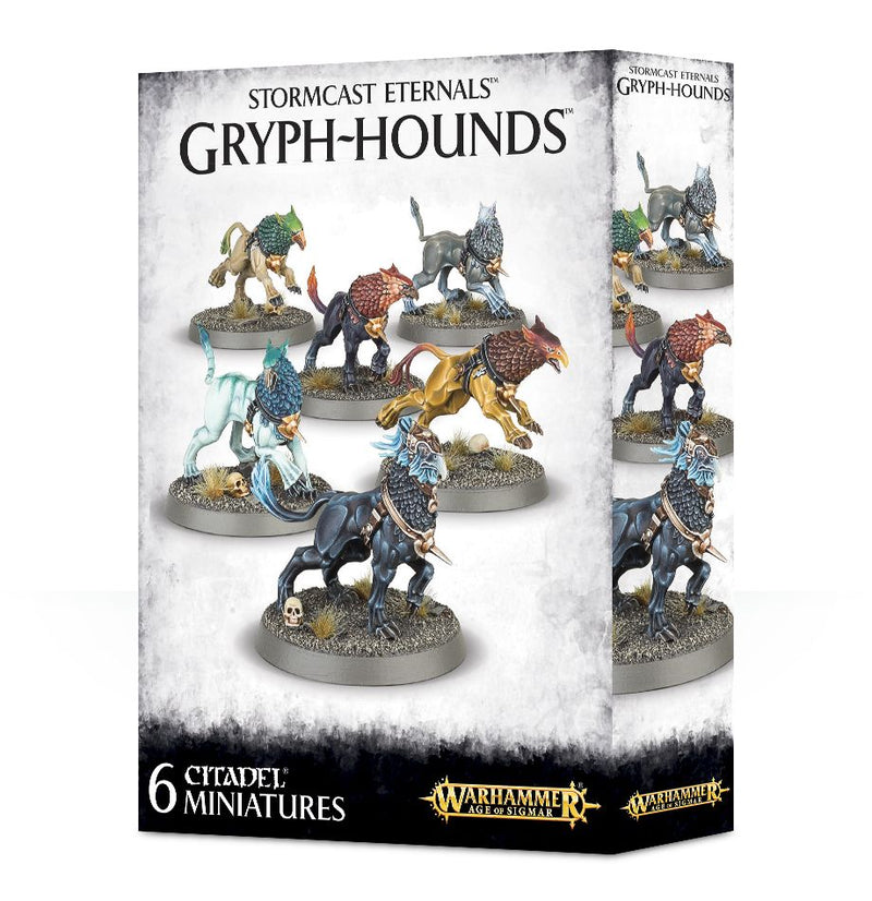 games workshop stormcast eternals gryphhounds