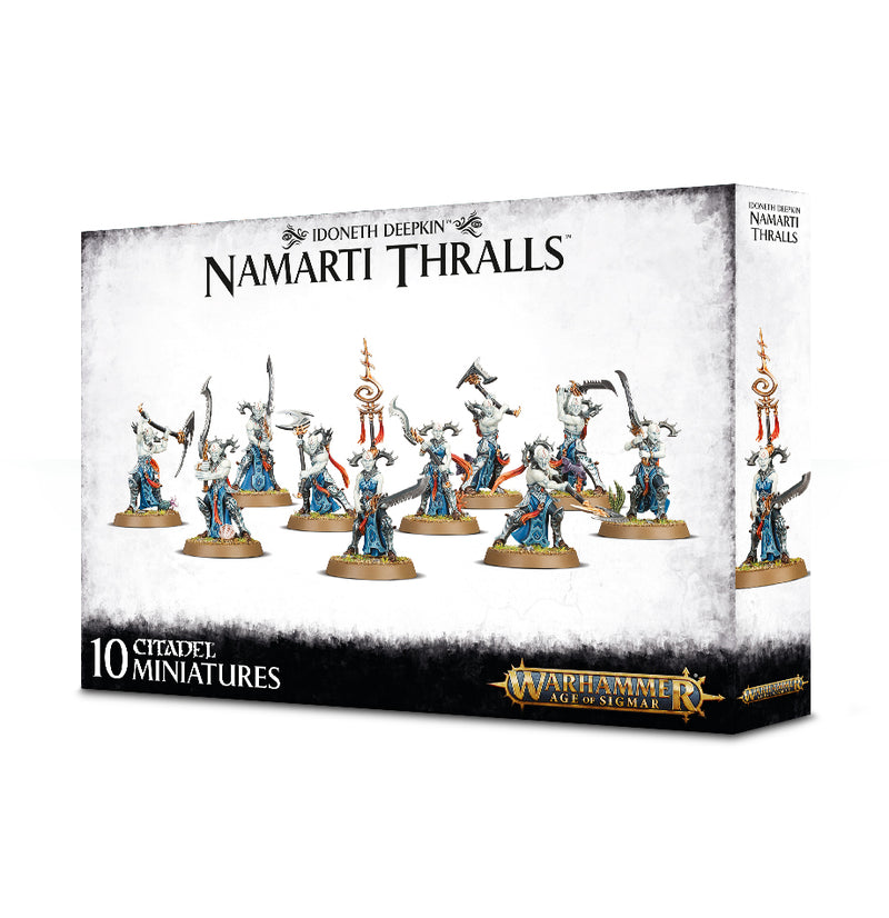 games workshop idoneth deepkin namarti thralls