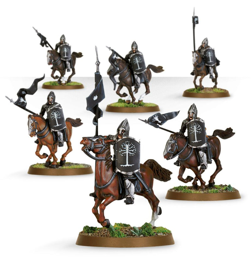 games workshop lotr knights of minas tirith