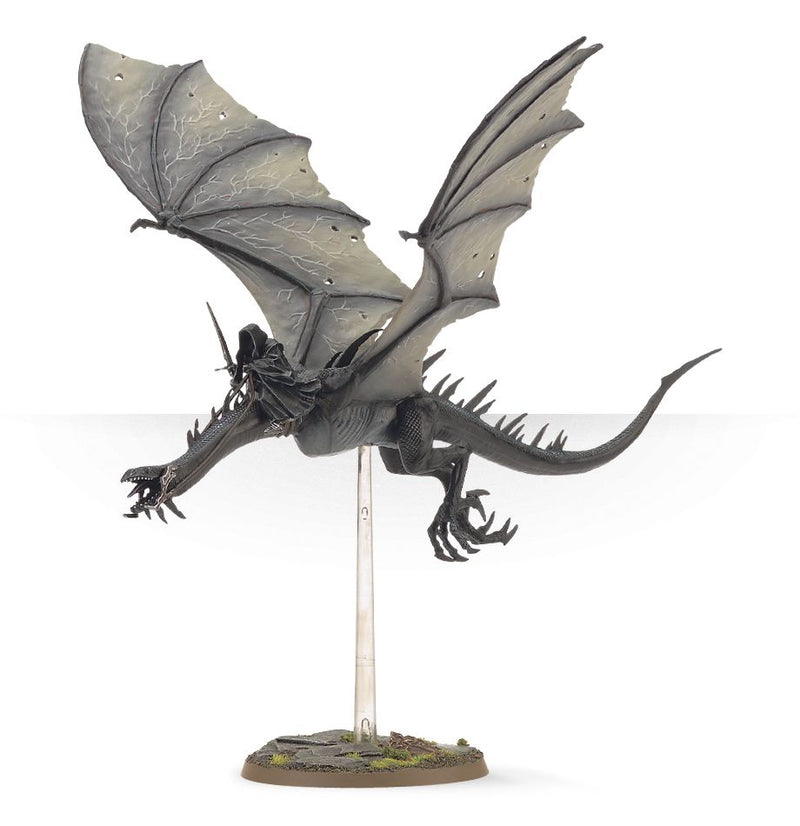 games workshop lord of the rings winged nazgul