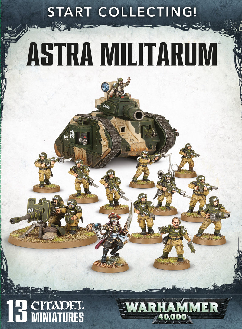 games workshop start collecting astra militarum