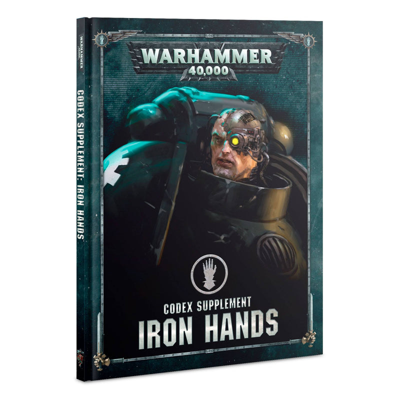 games workshop codex iron hands