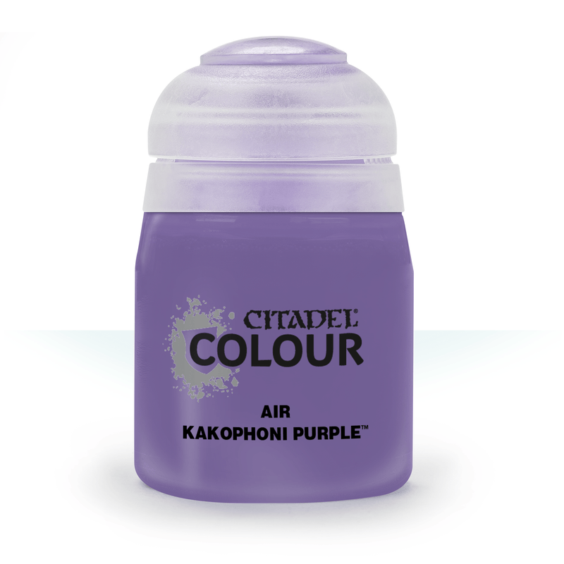 games workshop air kakophoni purple