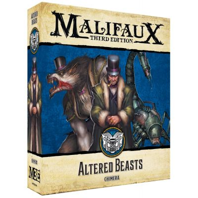 Wyrd altered beasts