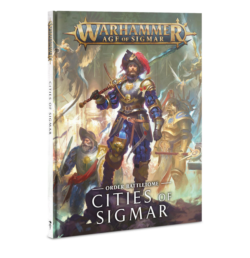 games workshop battletome cities of sigmar
