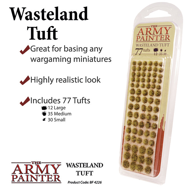 army painter wasteland tuft