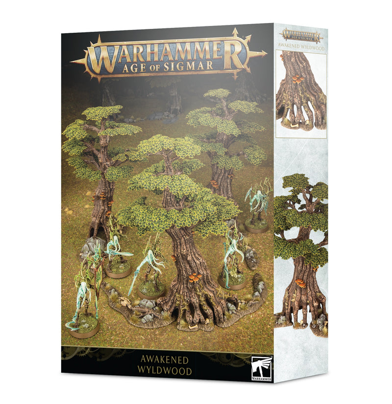 games workshop age of sigmar awakened wyldwood