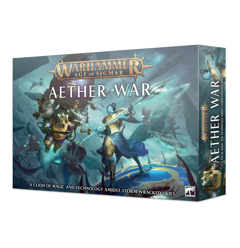games workshop age of sigmar aether war