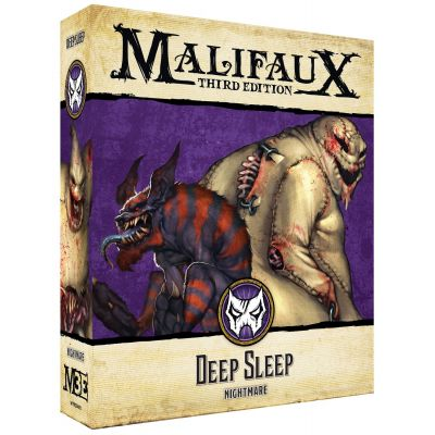Wyrd deep sleep