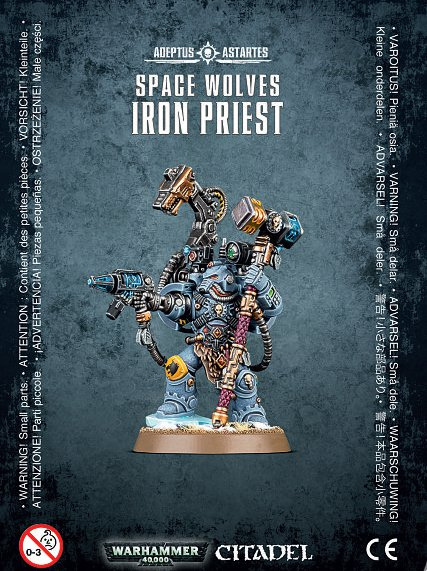 games workshop space wolves iron priest