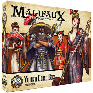 Wyrd youko core box new crew box set