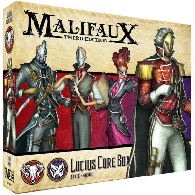Wyrd lucius core box