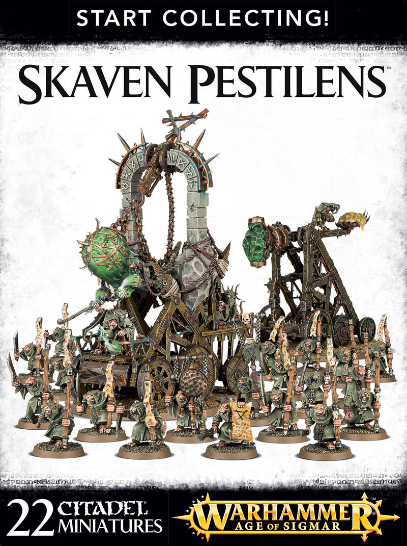 games workshop start collecting skaven pestilens
