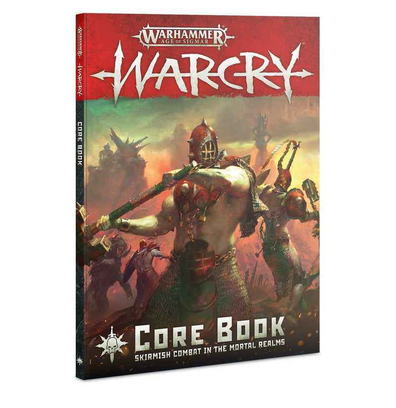 games workshop age of sigmar warcry core book