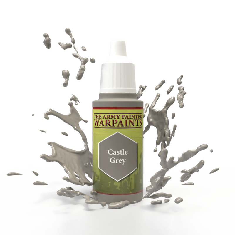 army painter castle grey acrylic paint