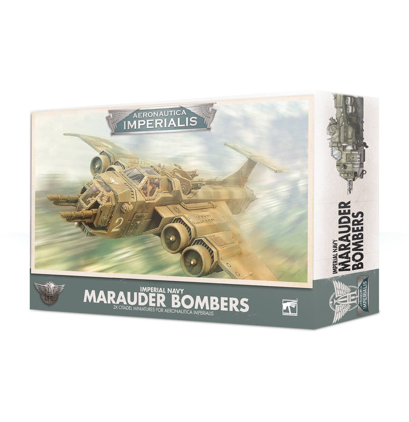 games workshop ai imperial navy marauder bombers