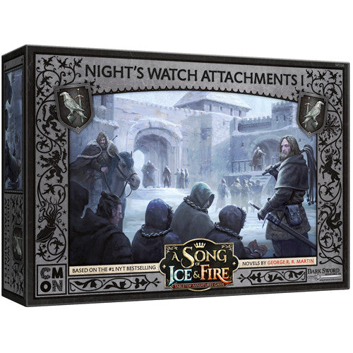 a song of ice and fire night 's watch attachments 1