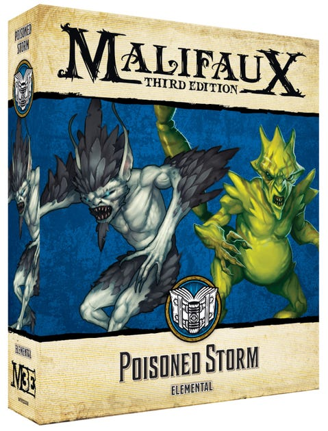 Wyrd poisoned storm