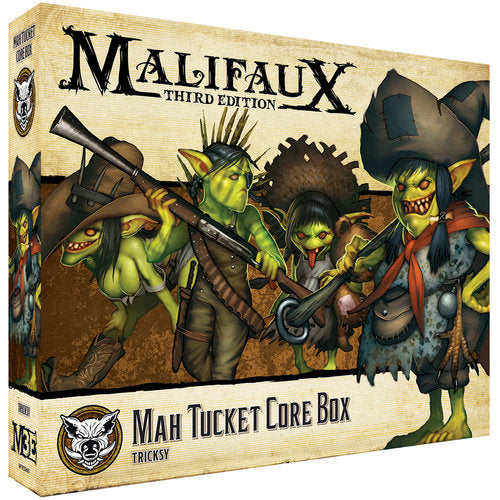 Wyrd mah tucket core box