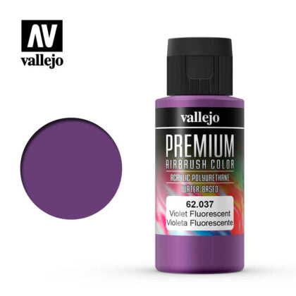 vallejo premium color 60ml  flourescent violet
