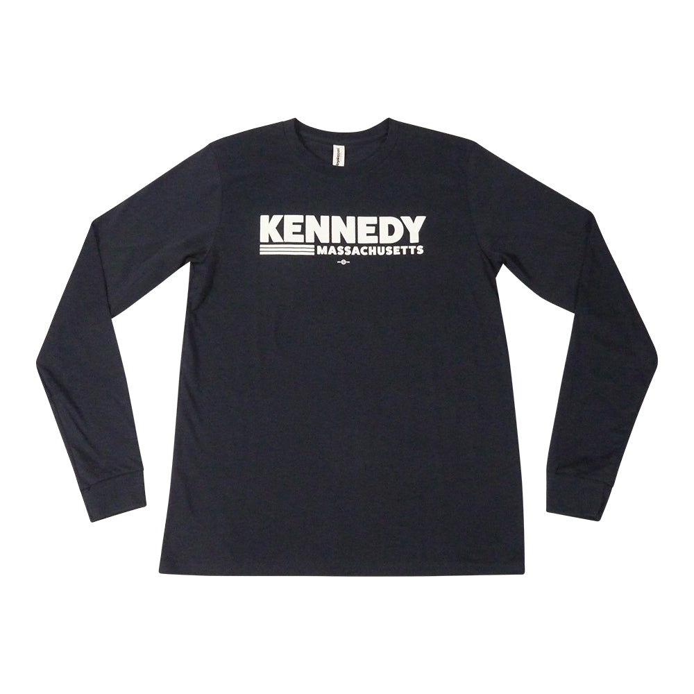Kennedy for Massachusetts Long Sleeve T-Shirt