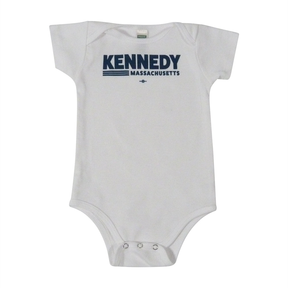 Kennedy for Massachusetts Onesie